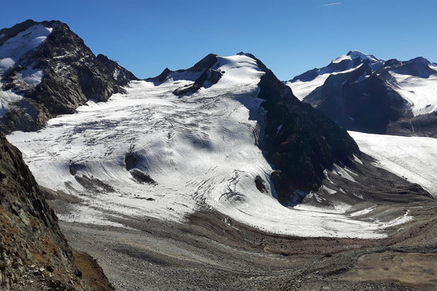 Nein zur Gletscherverbauung Pitztal-Ötztal: Österreichs Alpenschutzverbände fordern sofortigen Projektstopp- ©WWF