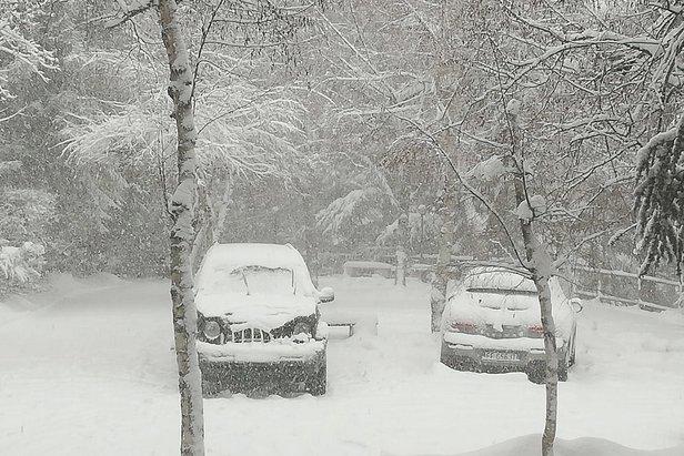 Oltre 50cm di neve fresca al Centro-Sud
