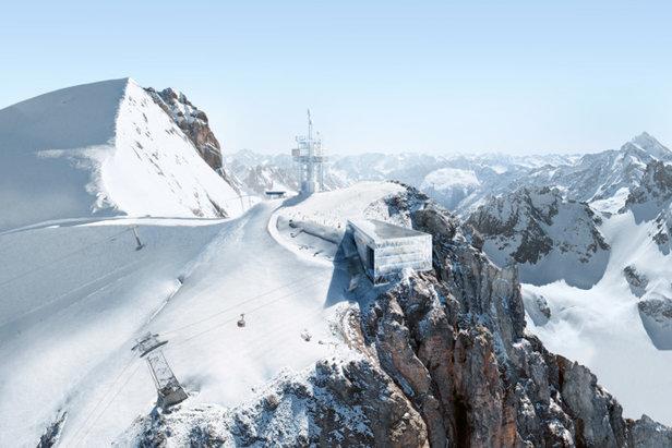 Skisaison 2019/2020: Neue Bahnen, neue Lifte, neue Pisten- ©Herzog & de Meuron