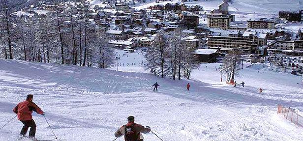 Skiën in Montgenèvre
