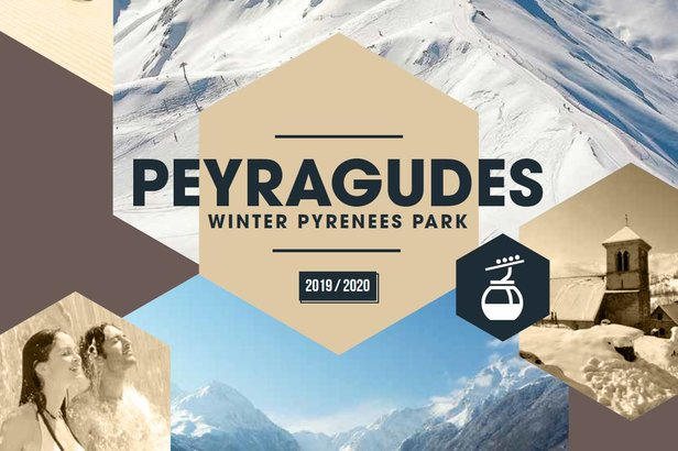 """Loudenvielle et Peyragudes unissent leurs atoûts et leur complémentarité et forment le """"Winter Pyrénées Park"""""""
