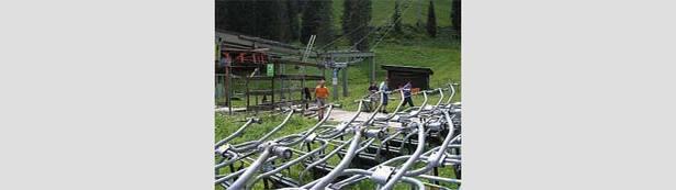 Kitzbuhel with a new 8-seater