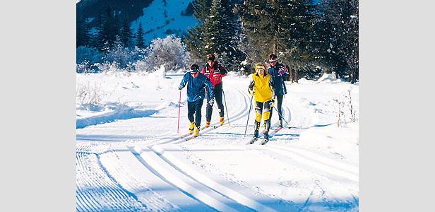 Osttirol - Nordic skiers