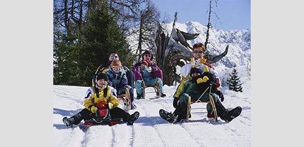 Osttirol - sleighs