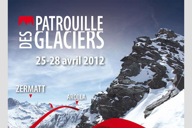 Patrouille des Glaciers 2012: Großes Spektakel von Zermatt nach Verbier- ©http://www.pdgnews.ch