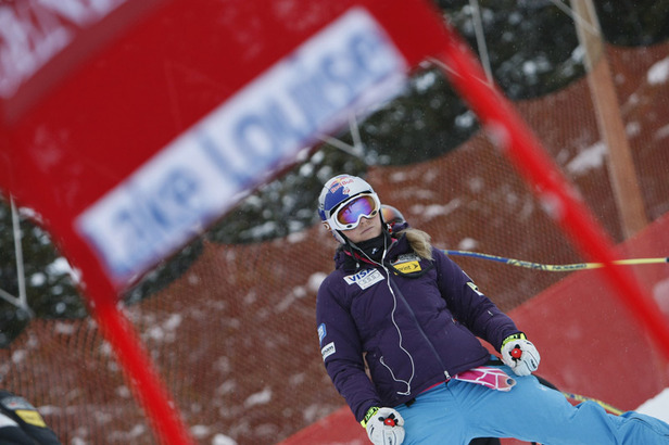 Lake Louise: Vonn deklassiert Speed-Konkurrenz, Rebensburg Vierte ©Alexis BOICHARD/AGENCE ZOOM