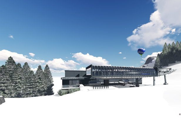 Überblick: Viel Neues in Tirol für Skifahrer im Winter 2019/2020 ©© AB Seilbahnplanungsbüro/Skiwelt Wilder Kaiser