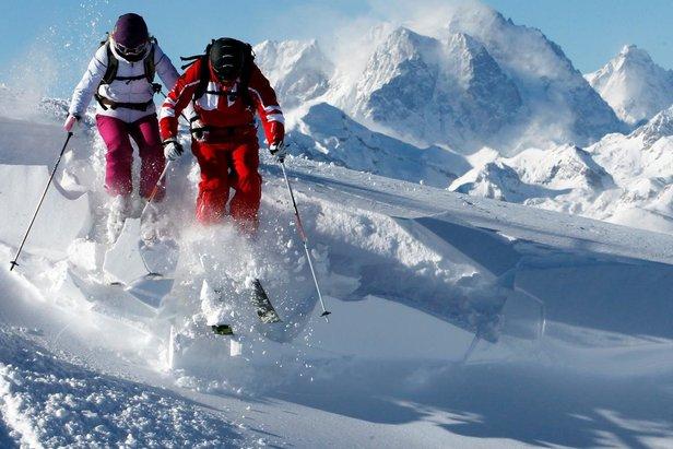 """En plus de ses stages de """"hors-piste"""", l'ESF propose désormais une offre """"Toutes Neiges, Tous Terrains"""" pour permettre aux skieurs de s'adonner à la glisse hors des sentiers battus..."""