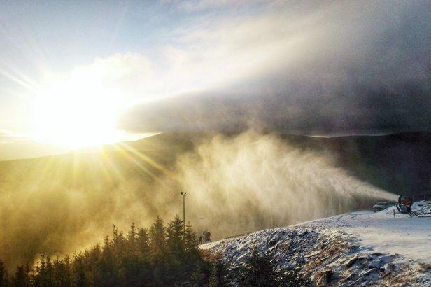 Raport narciarski: Sezon narciarski rusza wreszcie i w PolsceCzarna Góra Resort