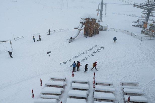 Sölden und Stubaier Gletscher eröffnen herbstliche Skisaison frühzeitig!Facebook Stubaier Gletscher