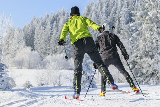 Les amateurs de ski nordique sont aux anges : Dès ce week-end ils bénéficieront d'excellentes conditions de glisse sur le domaine nordique de Molines en Queyras !
