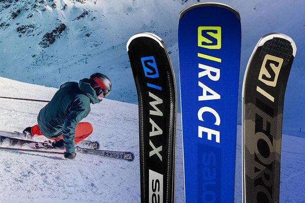 Skis, chaussures, casques et masque de ski... Découvrez notre sélection des meilleurs produits Salomon pour cet hiver 2019/2020...