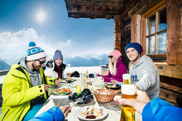 Salzburska kuchnia pełna jest pyszności, które mieszkańcy Alp przekazywali sobie z pokolenia na pokolenie  - © SalzburgerLand Tourismus