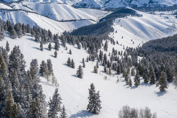 "Oh Chute: Sun Valley turns ""back country"" on; Big bucks Utah terrain coming next seasonSun Valley Resort photo"
