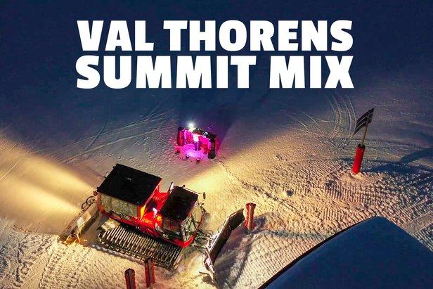 Beleef de magie van Val Thorens dit oudjaar vanuit je eigen huis!OT Tourisme Val Thorens