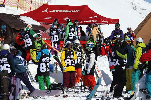 Austrian Freeski Open 2011: Registrierung gestartet- ©Bause