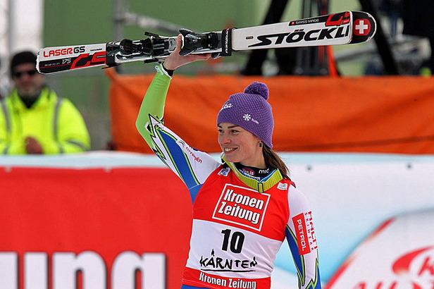 Ski Short News: Mazes Unterwäsche erlaubt, St. Moritz trägt Nachhol-Kombi aus ©Christophe PALLOT/AGENCE ZOOM
