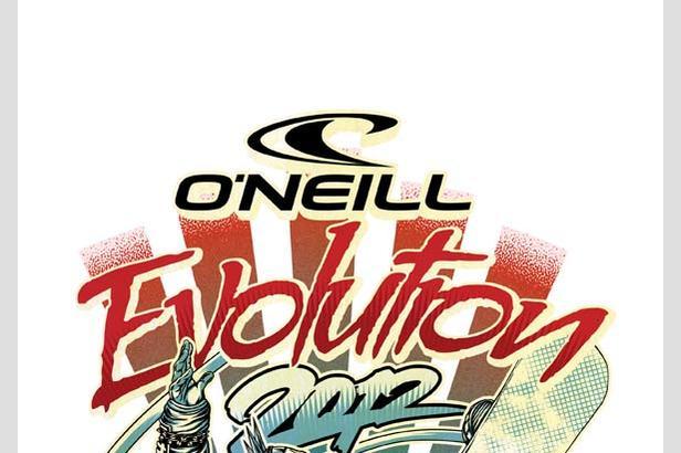 O`Neill Evolution 2012: Konzentration auf den Big Air ©O`Neill Evolution