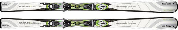 Elan Amphibio 14 Waveflex Fusion- ©www.worldskitest.com