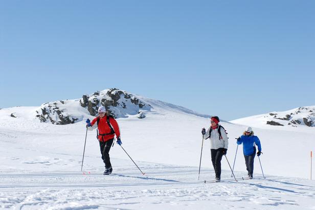 Norska skidupplevelser