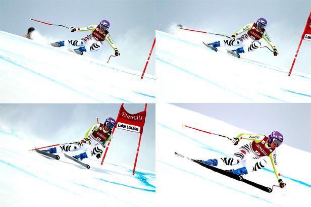 Maria Riesch: Darum fährt die Deutsche so schnell Ski ©Alexis BOICHARD/AGENCE ZOOM
