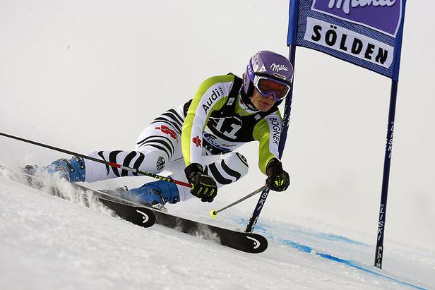 Riesch, Neureuther und Stickl mit Goldenem Ski ausgezeichnet- ©Alexis BOICHARD/AGENCE ZOOM