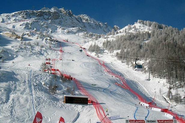 Val d`Isere bestätigt Weltcup-Rennen- ©US-Skiteam