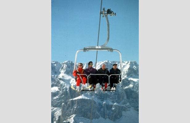 Rückblick - Die Weltcuprennen in Gröden und Alta Badia 2004 ©Gröden