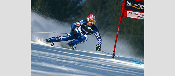 Sensations-Comeback von Riesch in Lake Louise ©Peter Lehner