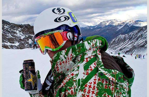 Freeskiing: 10 Fragen an Bene Vogt- ©Ancrix.com