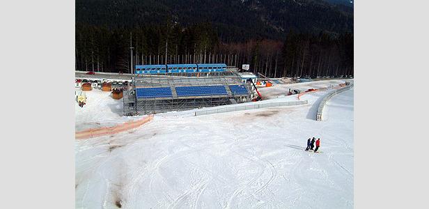 Ski-Weltcup in Zwiesel: Rennen getauscht- ©OK Arber-Zwiesel