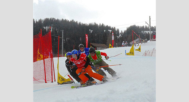 Swiss-Skicross-Series goes