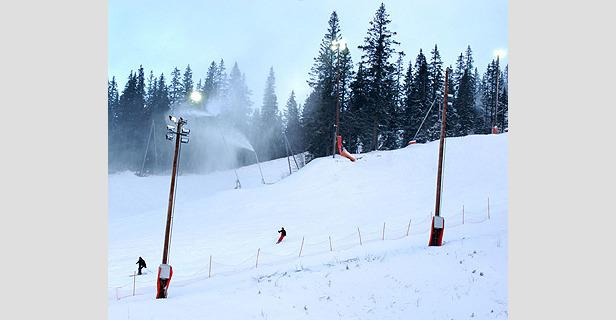 Ski-WM: Wind verhindert Auftakt Super-G- ©Henrik Nyström/Are 2007