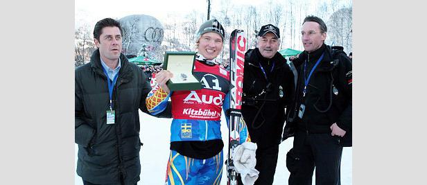 Jens Byggmark als Ganslern Champion gekürt- ©www.hahnenkamm.com