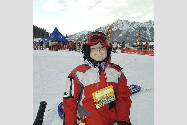 Weltklassesport und Nachwuchsförderung mit Schneekristall- ©Thomas Sehr