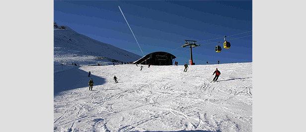 Aktueller Freeride-Tipp: Obertauern- ©Jessica Haupt