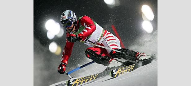 Palander's Ausfall beschert Rocca den Slalom Weltcup- ©GEPA Pictures/Ski Weltcup Schladming