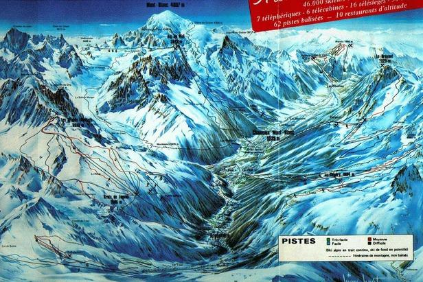 Ski-Weltcup in Chamonix ©*