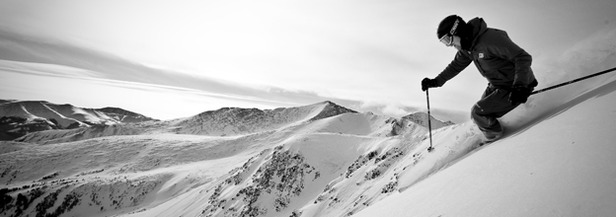 OnTheSnow Backcountry Ski Guide ©Liam Doran