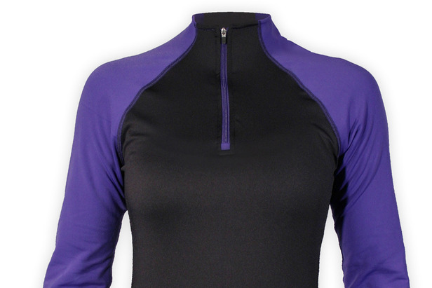 The Best Baselayers to Keep You Warm and Dry This Winter: Hot Chillys Micro-Elite Chamois Escape Zip-T