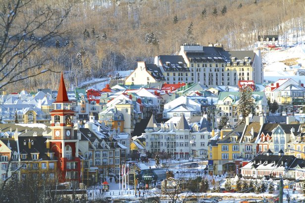 Mesto Mont Tremblant, Quebec  - © Quebec Tourism