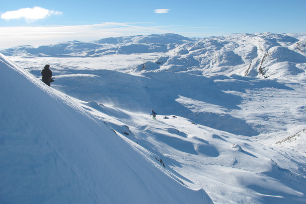 SkiStar öppnar för skidåkning i Vemdalen, Hemsedal, Trysil & Åre ©Fredrik Blom