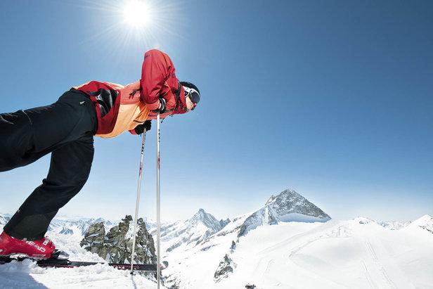 Ou skier en ce moment ?- ©Hintertuxer Gletscher