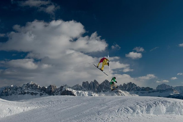 L'inverno in Alto Adige - video