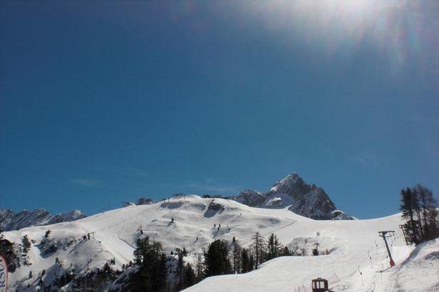 Cortina d'Ampezzo - Faloria, Novembre 2012
