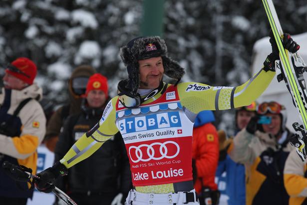 Aksel Lund Svindal, Lake Louise 2012