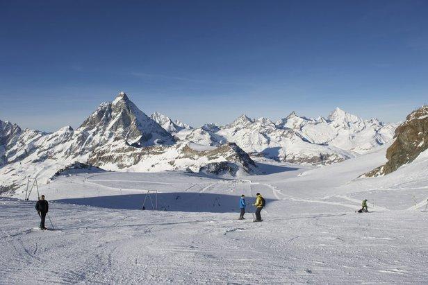 Global Snørapport: Slik er forholdene i Alpene og resten av verden nå.- ©Michael Portmann/Zermatt Tourismus