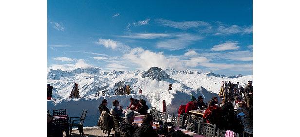 Val d'Isère  - © Steve Johnson