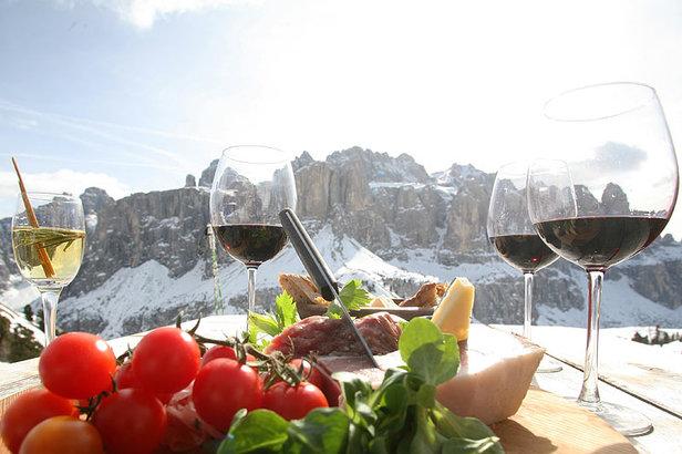 Le eccellenze gastronomiche del Dolomiti Superski