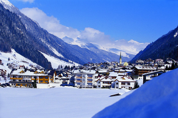 Pretty Ischgl in the Tyrolean Alps: Plenty of untracked powder  - © Ischgl Tourism